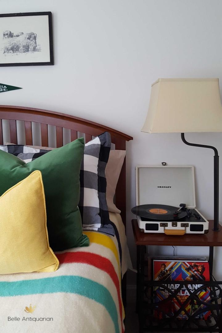 Guy's Bedroom Decor