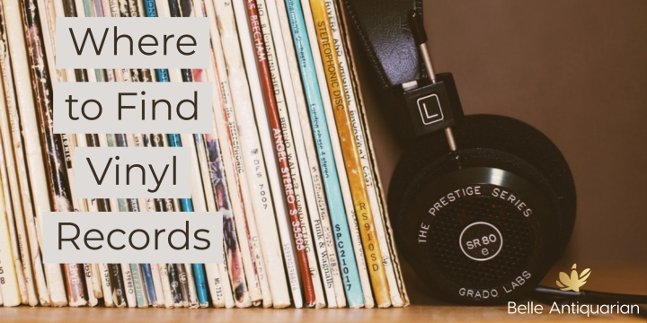 Where to Find VinylRecords