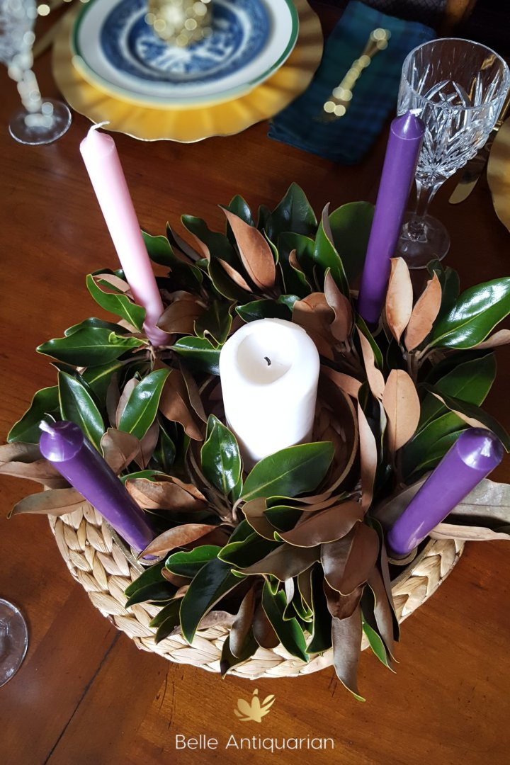 Advent Wreath andDevotional