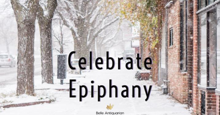 Celebrate Epiphany