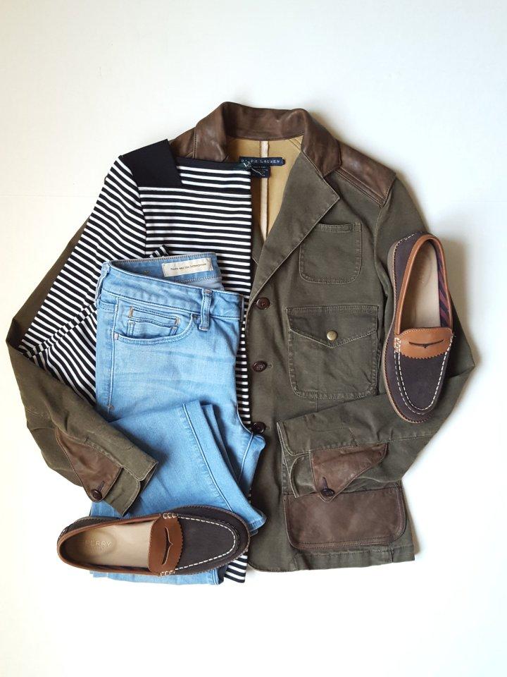 Vintage Ralph Lauren Field Jacket – Wear ItWednesday