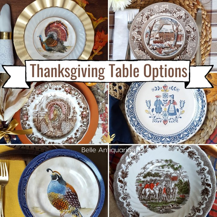 2020 Round Up Thanksgiving TableOptions